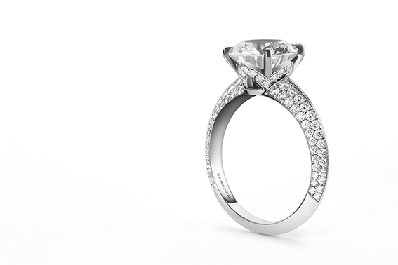 image: Garrard diamond ring