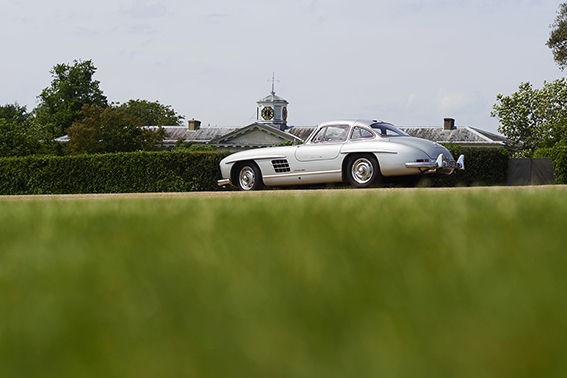 Goodwood image: car