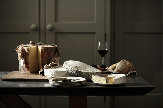 Goodwood food image: cheese
