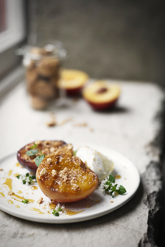 Waitrose food image: Peaches