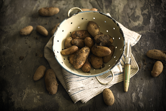 Waitrose food image: potatoes