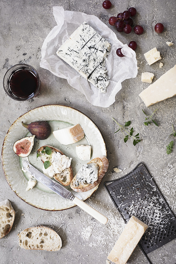 Waitrose food image: cheese